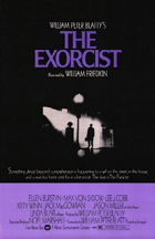 The Exorcist - Theatrical release poster