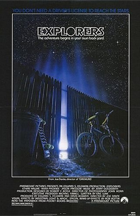 Explorers - Theatrical release poster