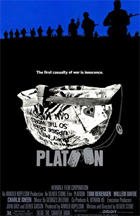 Platoon - Theatrical release poster
