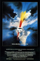Superman - Theatrical release poster