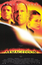 Armageddon - Theatrical release poster