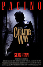 Carlito's Way - Theatrical release poster