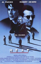 Heat - Theatrical release poster